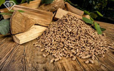 Jaki pellet wybrać? Iglasty czy liściasty, dębowy a może sosnowy?